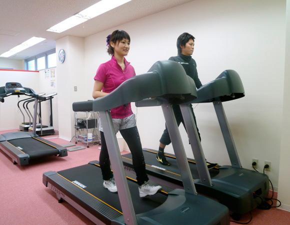 加圧トレーニング後の有酸素運動は効果絶大です
