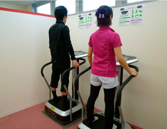 ぶるぶるマシンで効率のいい運動効果を得よう